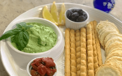 Looking For A Zesty Dip?